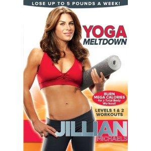 Yoga Meltdown – Jillian Michaels. Level 1